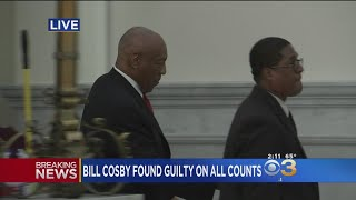 Bill Cosby Lashes Out At Prosecution In Expletive-Laden Tirade After Found Guilty