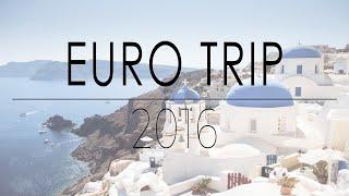 EUROPE TRIP 2016 (GoPro Hero4)