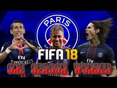 HOME HOODOO | FIFA 18 - PSG ONE SEASON WONDER #2