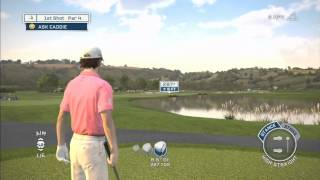 Tiger Woods PGA Tour 13 Celtic Manor Rory Mcilroy Gameplay [HD] Xbox360/PS3/PC