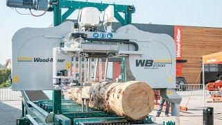 Wood-Mizer WB2000 Wideband Sawmill
