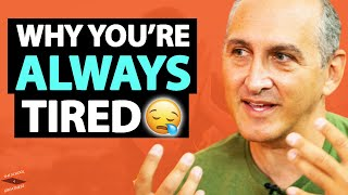 Big Signs You're BUŔNT OUT & How To FIX IT Today! | Jonathan Fields & Lewis Howes