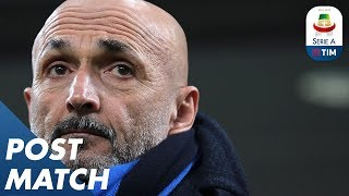 AC Milan 2-3 Inter | Luciano Spalletti and Gennaro Gattuso Post Match Press Conference | Serie A