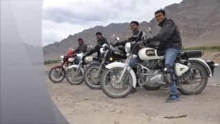 Leh Ladakh - Bike Ride - June 2016