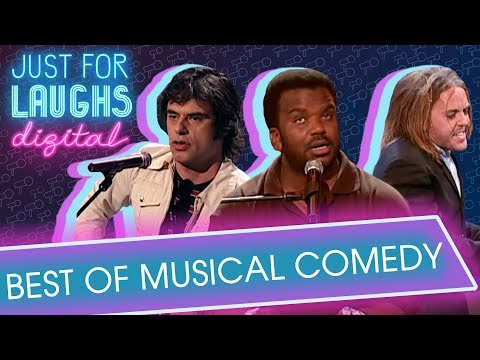 Best Of Musical Comedy (Ft. Craig Robinson, Flight Of The Conchords & Tim Minchin)