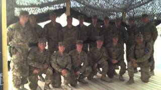 Operation Enduring Freedom 237th MP CO Deployment
