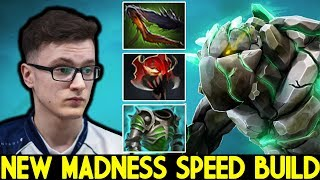 MIRACLE [Tiny] New Madness Speed Build Cancer Gameplay 7.23 Dota 2