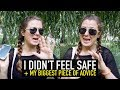 MOST DANGEROUS CITY I'VE VISTED + advice for wannabe solo travellers!!! #AskAly