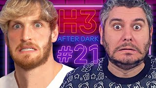 Logan Paul Says Ethan Is Scum Of The Internet - H3 After Dark #21