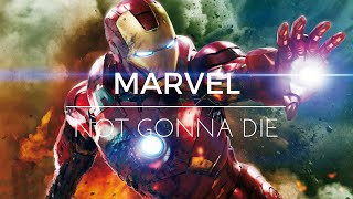 Marvel Cinematic Universe || Not Gonna Die