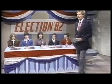 Jr. High School Election on Late Night, November 10, 1982 -newest seri