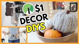 Halloween DIY Decor From The Dollar Tree 🎃 *NEW* For 2020