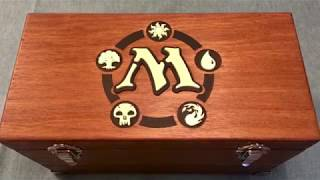 Building a MTG Storage box