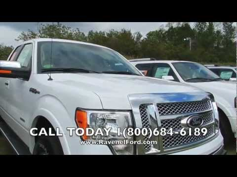 2012 FORD F-150 LARIAT SUPERCAB 4X4 REVIEW * 3.5L EcoBoost * $98 ...