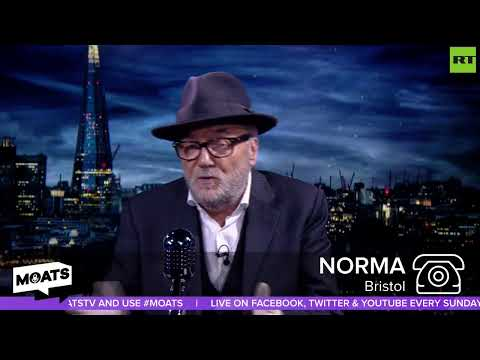 George Galloway - The Mother Of All Talkshows - Episode 41