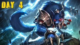 League of Legends Gameplay : Day 4 ( Improvement )