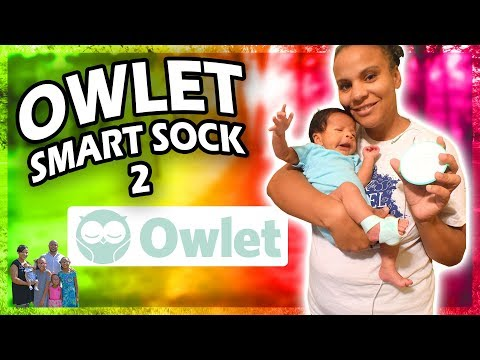 Owlet Baby Monitor - Unboxing And Setup