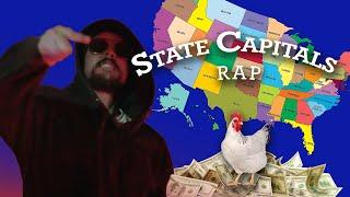 State Capitals RAP!