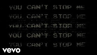 Andy Mineo - You Can't Stop Me (Lyric Video)