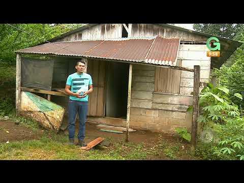 Indígenas de Guatuso