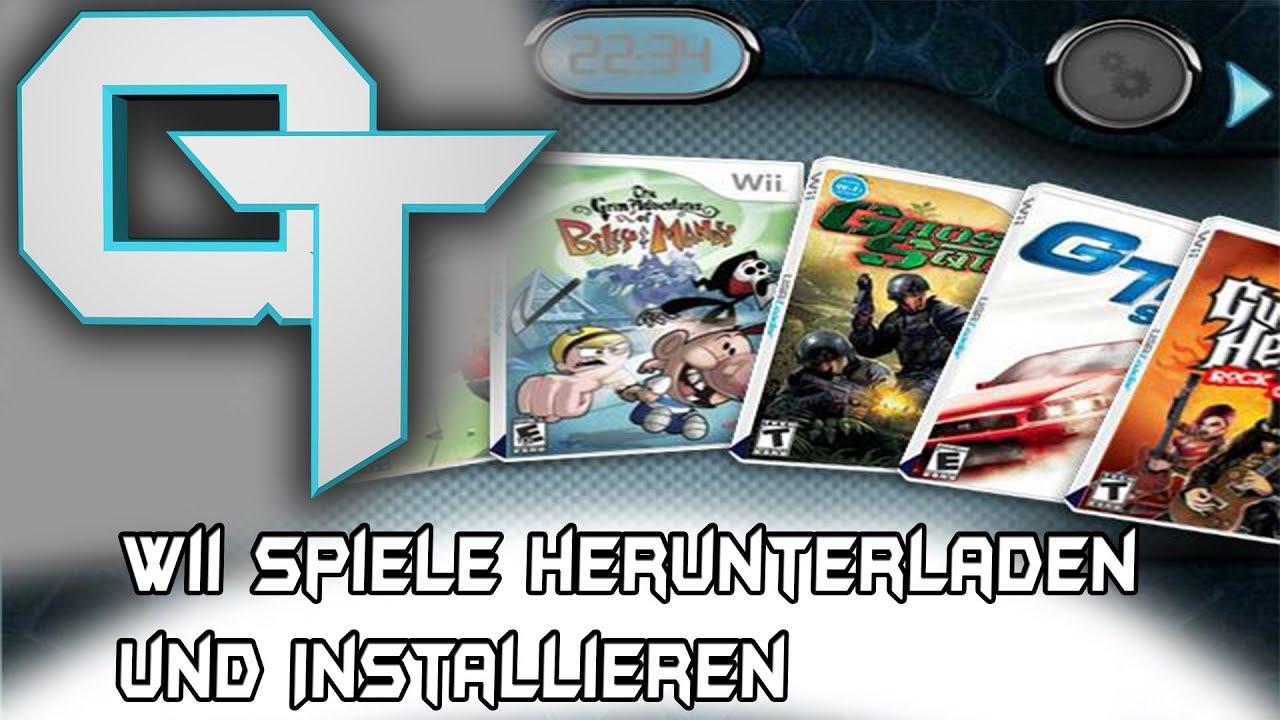 Wii Spiele Download Deutsch