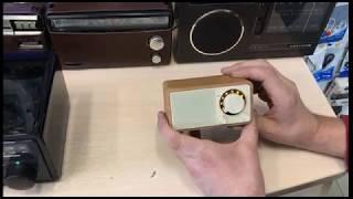 Радиоприёмник Sangean WR-7 обзор