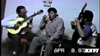 """"""" EL CHOLO VILLACORTA """"  -  CHOLITO CORDILLERANO  -  08 - 04 - 1997"""