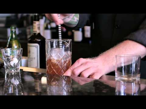 How to make an Old Fashioned (classic) - DrinkSkool Cocktails