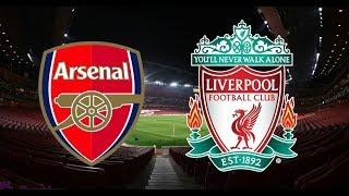 FIFA 19 Arsenal vs Liverpool Mecz Premier League