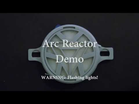 How to Make an Arc Reactor Prop Using TI Msp430: 9 Steps