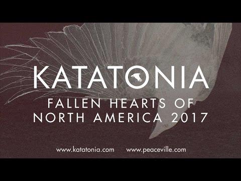 Katatonia - Fallen Hearts of North America (tour trailer)