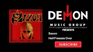 Saxon - Hell Freezes Over