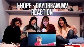 [KOR/ENG SUB] JHOPE - DAYDREAM (백일몽) Reaction