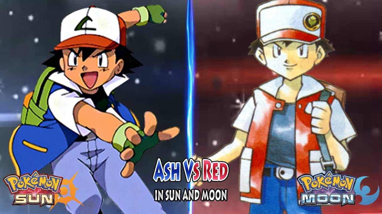red vs blue sun and moon - photo #21