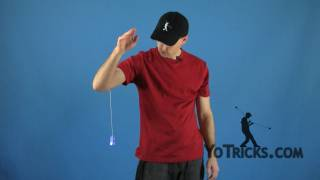 Beginner Yo-yo Trick - Around the Corner