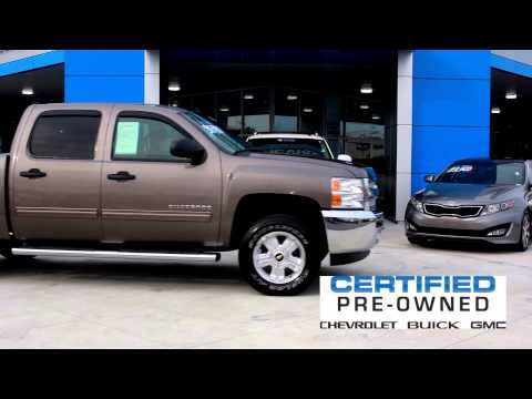 Marine Chevrolet Cadillac's Pre-Owned Selection is Unbeatable