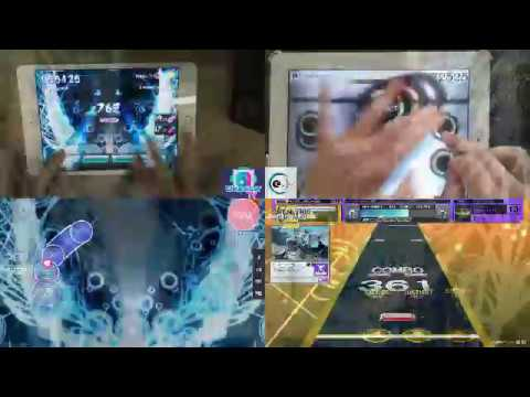 Halcyon - XI | Thapster vs Cytus vs Osu! vs Chunithm