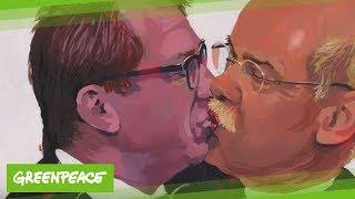 1 Jahr #Dieselgate: Verkehrsminister Dobrindt und der Abgasskandal