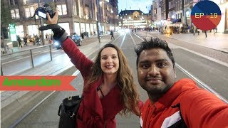 She Took Me to @dult Toy Store for Shopping In Amsterdam  || Must Watch ||