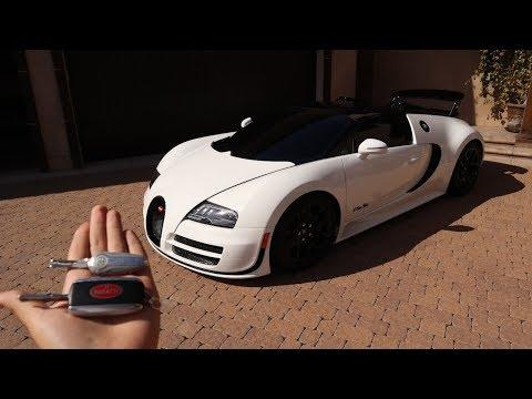 REVIEW: Bugatti Veyron Vitesse!