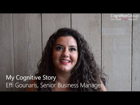 Cognitive Group | My Cognitive Story