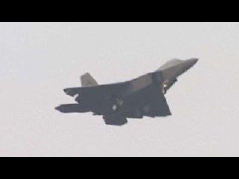 US, South Korea aircraft begin massive drill