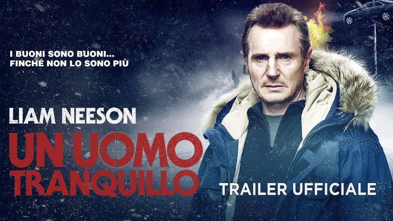 Un uomo tranquillo (Liam Neeson) - Trailer italiano ufficiale [HD]