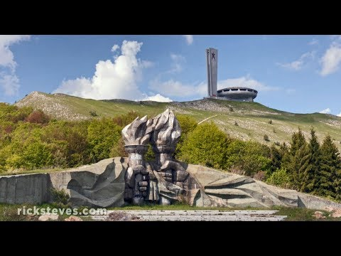 Balkan Mountains, Bulgaria: Battle Monuments