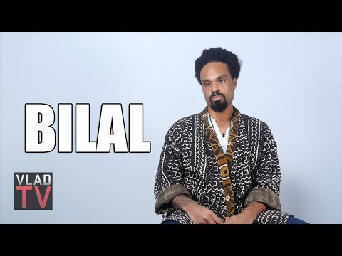 Bilal on Wanting to Quit Music After His Second Album was Stolen & Bootlegged (Part 3)