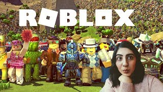 ROBLOX - GAMES AND BIG GIVEAWAYS! - PC/ENG 👵