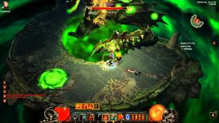 Diablo 3 - Inferno Belial Kill (Solo Barbarian)