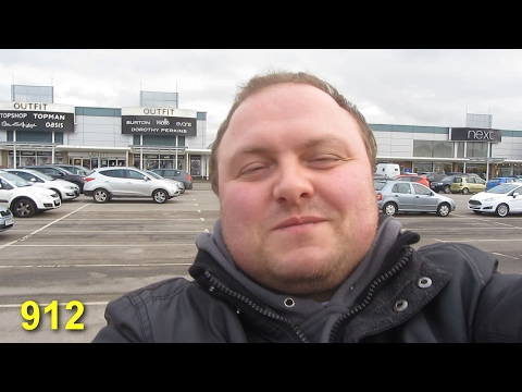 AT PARKGATE [Vlog 912]