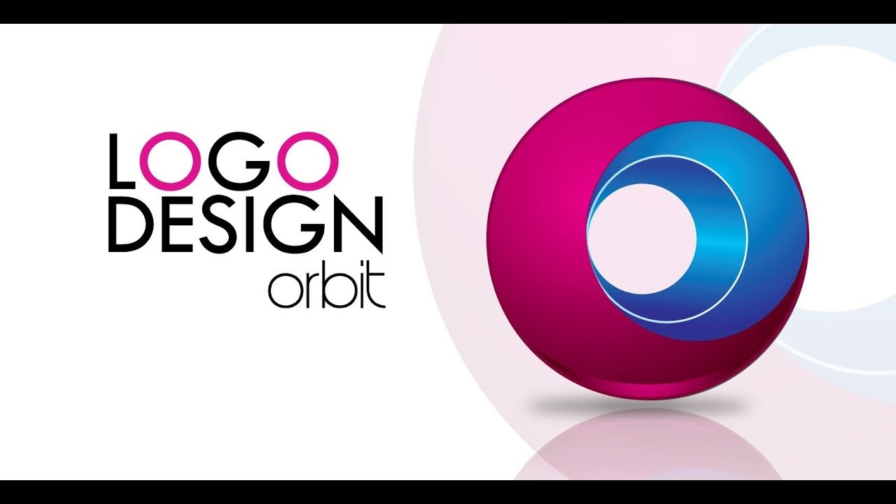Professional Logo Design Adobe Illustrator Cs6 Orbit