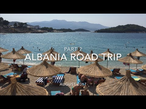 Albania Road Trip on an R1200GS - Part 2.